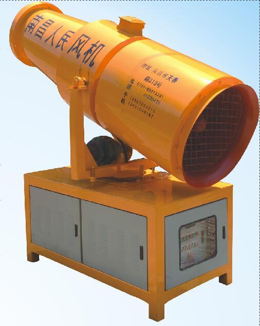 喷雾、除尘、降温隧道多用途通风机