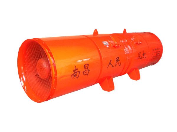 SD 新一代节能低噪轴流隧道风机